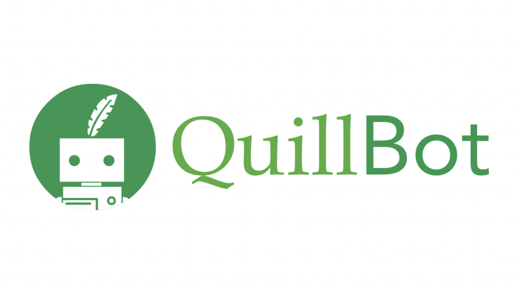 logo di QuillBot, tool di content automation