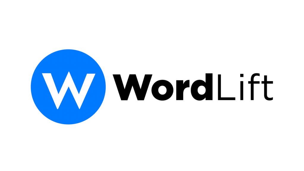 logo di WordLift, tool di content automation