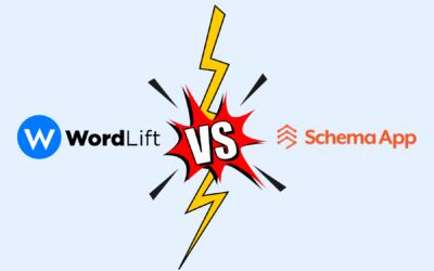 WordLift o Schema App? Scegli il tool per più adeguato alle tue esigenze