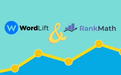 Rank Math è compatibile con WordLift?