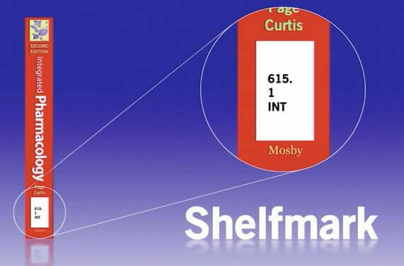 Shelf mark classification