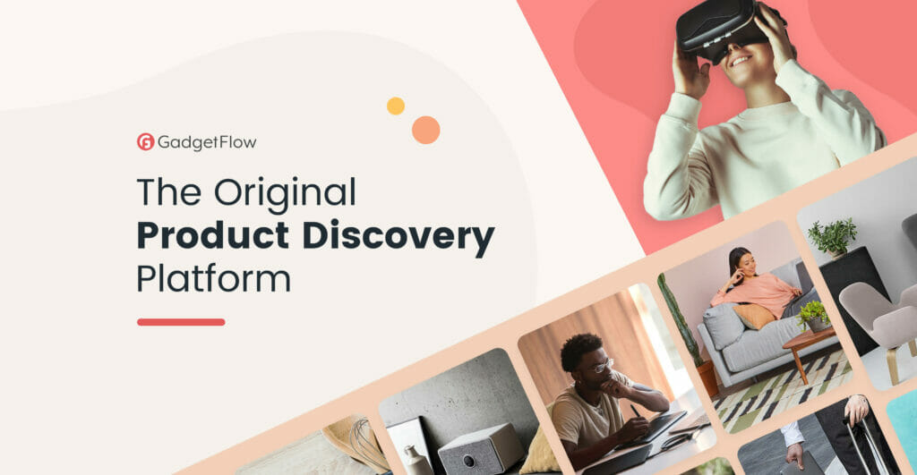 Gadget Flow — The product Discovery Playform