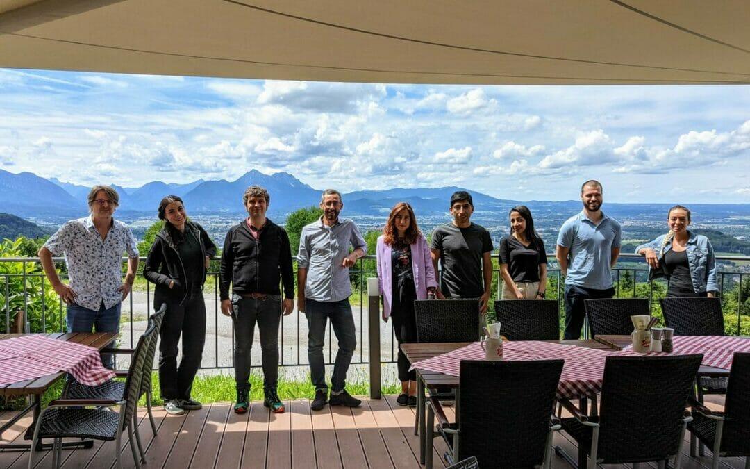 WordLift NG – Consortium Workshop in Salzburg